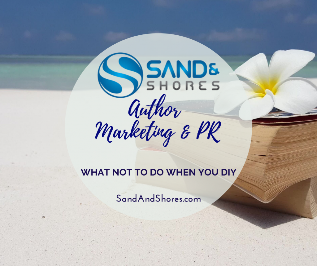 Author Marketing & PR DIY